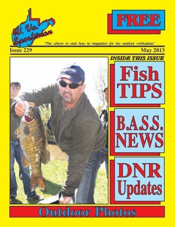 May 2013 Issue - Wvasportsman.net