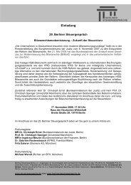 Einladung (PDF) - Berliner Steuergespräche eV