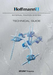 TECHNICAL GUIDE - Stryker do Brasil