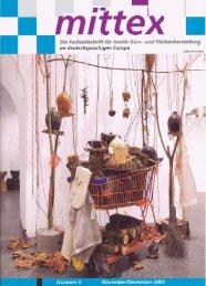 Die Fachzeitschrift für textile Garn - und ... - Dornbirn-MFC