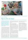 Rapport annuel 2007 - Ligue pulmonaire - Page 5