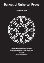 Programm 2014.pdf - friedenstaenze.ch
