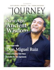 July-August 2009 - The Journey Magazine