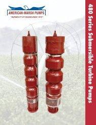 Color Brochure - American Marsh Pumps