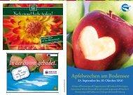 Apfelwochen am Bodensee - i-d-e-a-s.eu