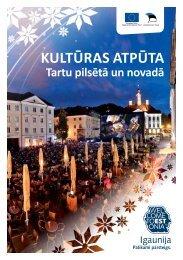 Kultūras atpūta - Tartu