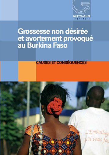 grossesse-non-desiree-Burkina