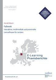 Praxisbericht 57 - ERCIS - European Research Center for ...