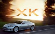 Power, style and uncompromised luxury, the XK makes every