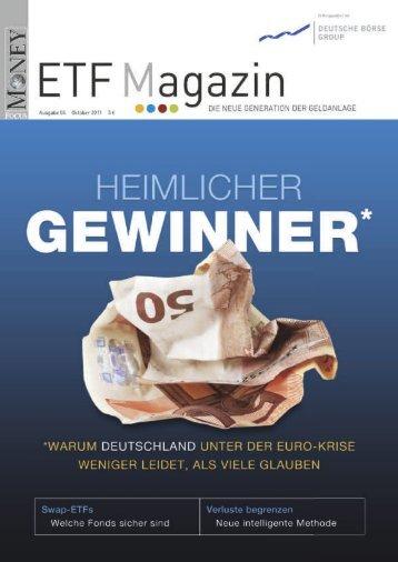 ETF-Magazin mit Artikel zum Thema Sicherheit von - Börse Frankfurt