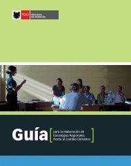 Título: Guía para la elaboración de estrategias regionales - CDAM ...