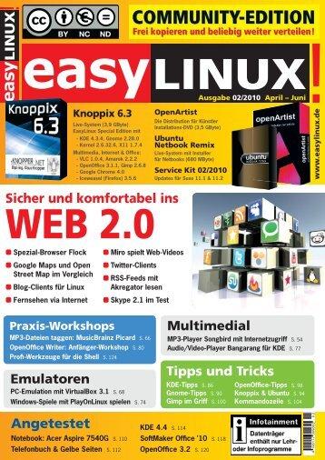 COMMUNITY-EDITION - EasyLinux