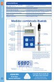 Medidor combinado Bluelab - Growth Technology - Page 2