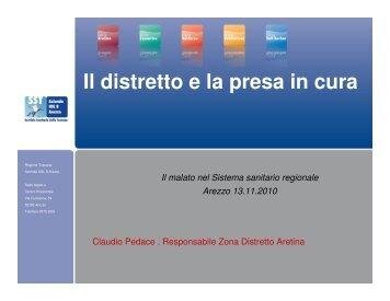 Il distretto e la presa in cura - ArezzoGiovani.it