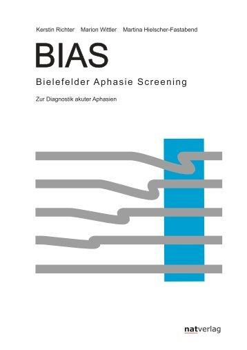 Bielefelder Aphasie Screening