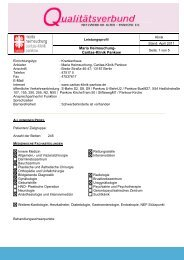 E-Mail : Maria Heimsuchung- Caritas-Klinik Pankow