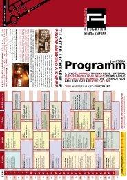 Monat 06-2009.indd - Tilsiter Lichtspiele