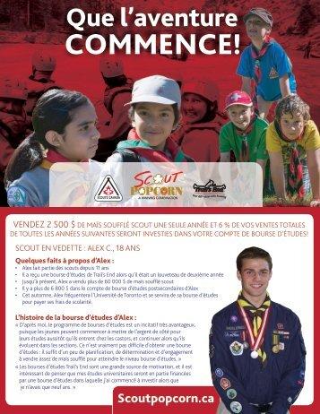 Guide familial - Scouts Canada