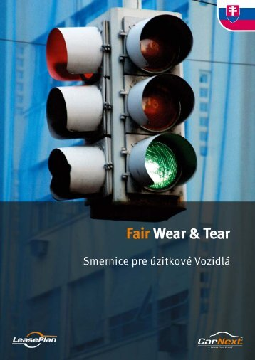 Fair Wear & Tear