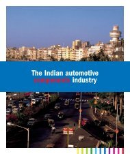 in India The Indian automotive components industry - Teknikföretagen