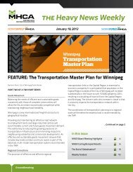 View this week's issue here - Manitoba Heavy Construction ...