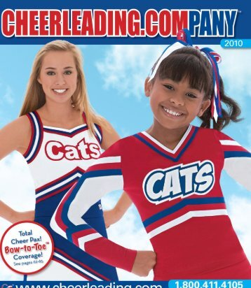 2010 Catalog - Cheerleading Company