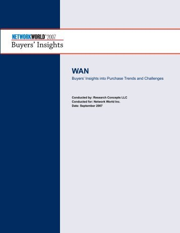 WAN - Network World