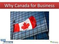 Why Canada Presentation - Yes!