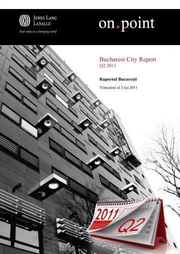 Bucharest City Report - Ziua de Cluj