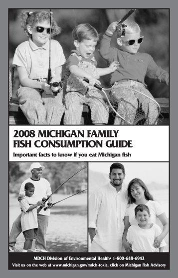 2008 Michigan faMily fish consuMption guide - Tittabawassee River ...