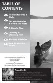 2008 Michigan faMily fish consuMption guide - Tittabawassee River ... - Page 2