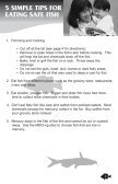 2008 Michigan faMily fish consuMption guide - Tittabawassee River ... - Page 5