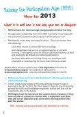 life after year 11 2013 - Calderdale and Kirklees Careers Service ... - Page 4
