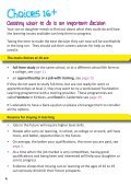 life after year 11 2013 - Calderdale and Kirklees Careers Service ... - Page 6