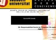Presentación de PowerPoint - Sabadell Universitat