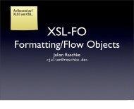 XSL-FO