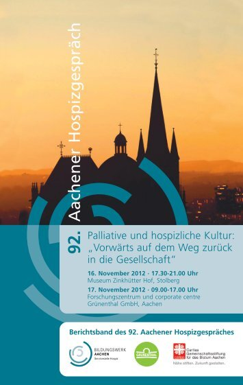 Berichtsband - Servicestelle-hospizarbeit.de