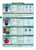 Beacons/Strobes 5 Joule Flashing Xenon - Ampmech.com - Page 2