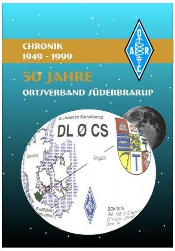 50 Jahre OV M15 - von Dr. Eckart Viehl