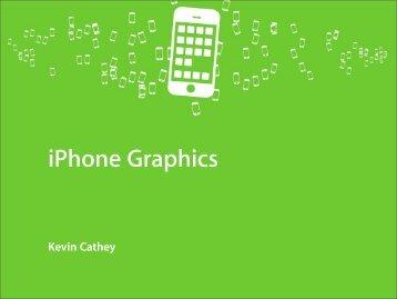 iPhone Graphics