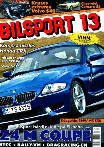 2006 - Svenska M3 E30 Registret