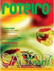 Ano V • nº 94 • 23 de março a 5 de abril de 2006 ... - Roteiro Brasília