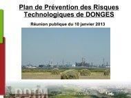 document présenté en séance - Projet de règlement PPRT