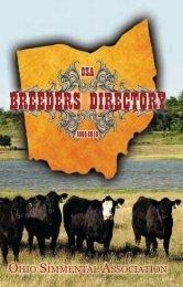 FARM - Ohio Simmental Association