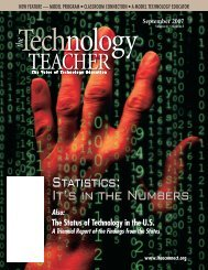 September 2007 - Vol 67, No. 1 - International Technology and ...