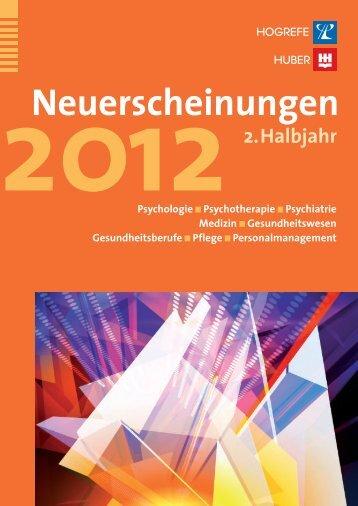 Download als PDF (4929 KB) - Verlag Hans Huber