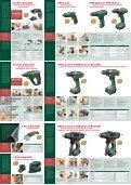 BOSCH Akkus készülékek lítium-ion technológiával - Page 2
