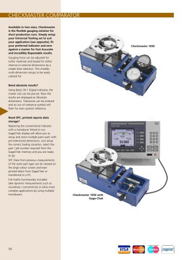 Download Checkmaster.pdf - Baty International