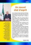 « Il faut œuvrer pour ancrer l'esprit d'entreprise » - CEIMI - Page 7