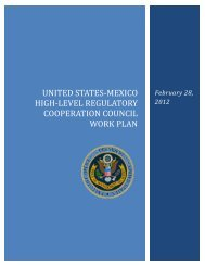 united-states-mexico-high-level-regulatory-cooperation-council-work-plan